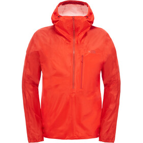 The North Face FuseForm Cesium Anorak Herr red fuse